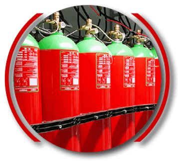Novec Gazlı Yangın Söndürme Sistemleri